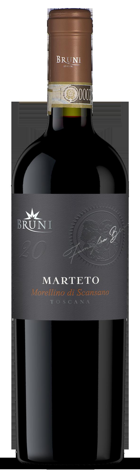 Cantine Bruni - Marteto