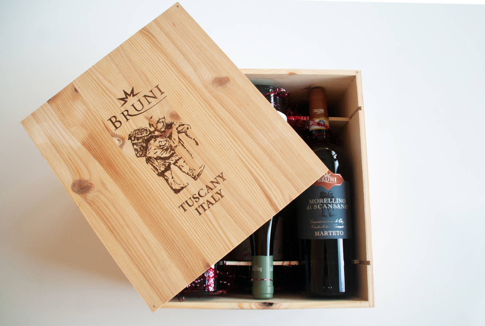 Wine Boxes - Cantine Bruni