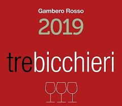Tre Bicchieri Gambero Rosso 2019