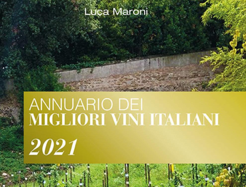 Annuario dei Migliori Vini Italiani 2021